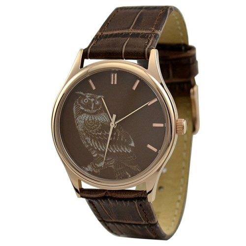 貓頭鷹手錶