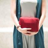 南庭系列包/小煎包(酒紅色)。肩背包。斜背包
