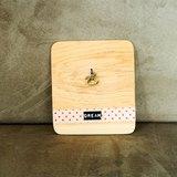小馬搖搖木頭卡片:::little horse wooden cards