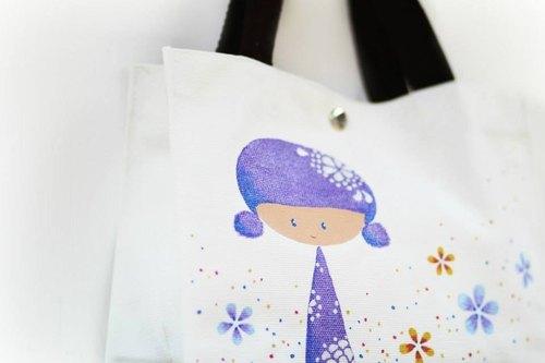 【beloved.hk】手绘布袋