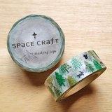 日本 Space Craft 和紙膠帶【樹 (SC-MK-005)】