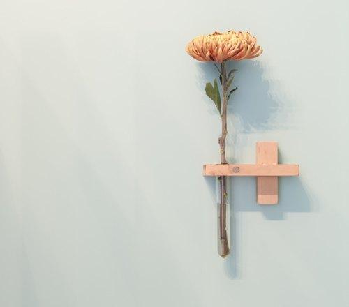 创意手工制作花架