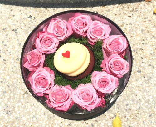 情人节玫瑰花礼盒