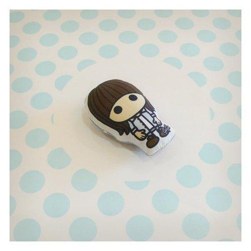 好朋友娃♡磁鐵 ((meng))☌寶寶藍丹寧