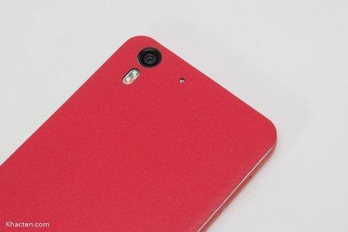 HTC EYE 真皮背蓋保護貼
