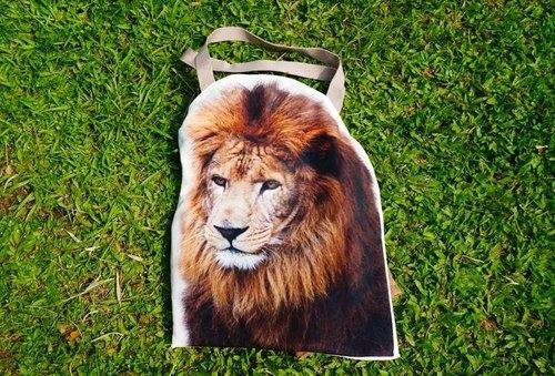 不是那个狮子头购物袋/手提袋
