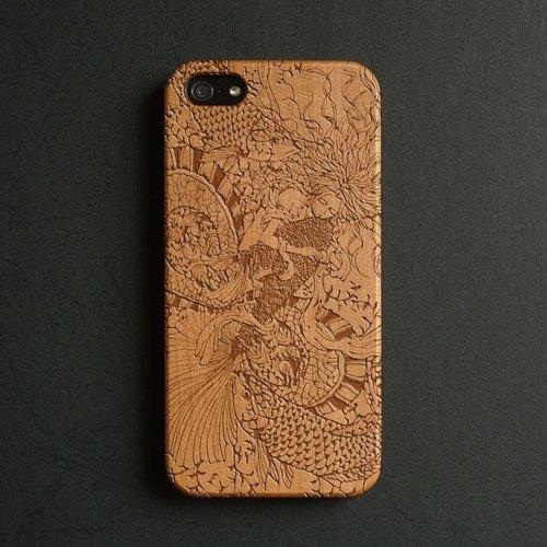 木头手机壳有什么作用
