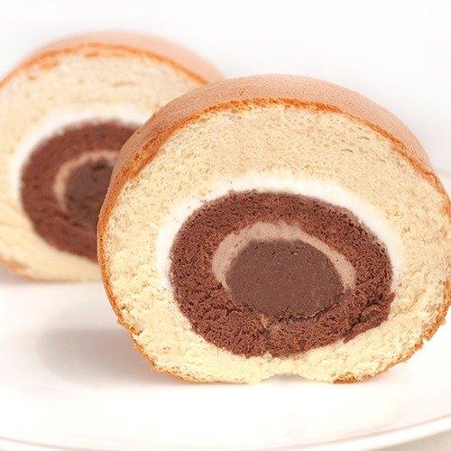 【貳町-Nimachi】雙倍綿密-比利時生巧克力蛋糕捲