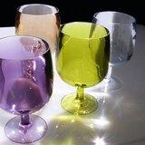 CB晶透系列白蘭地酒杯紫色