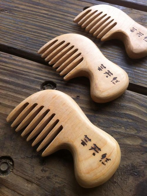 谭木匠的梳子的故事