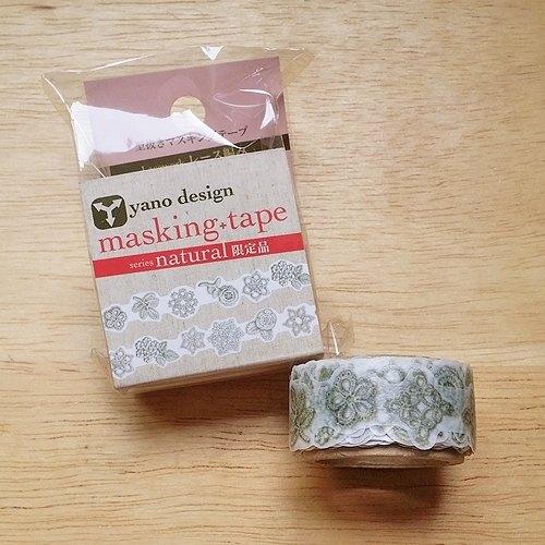 花边和纸胶带组【蕾丝编织