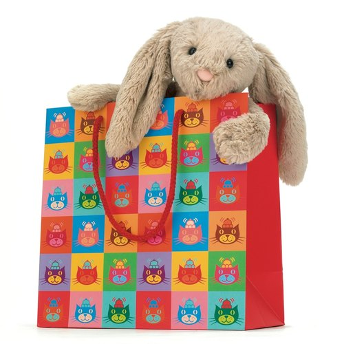 Jellycat ♥英國原廠專屬送禮手提紙袋 ♥