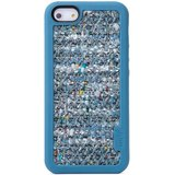 Vacii Paris iPhone5布面保護套-藍