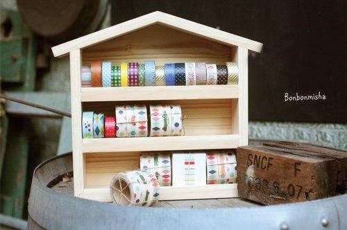 木头小房子 - bonbonmisha