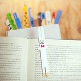 冰棒動物書籤 Ice pop animal bookmarker - 小白兔 Rabbit