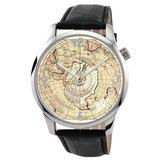 南極洲地圖手錶