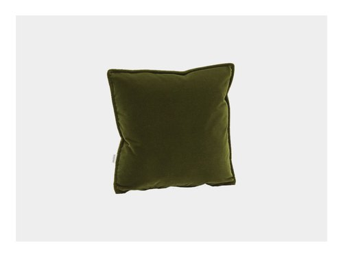 Pillow 抱枕_復古綠絨布