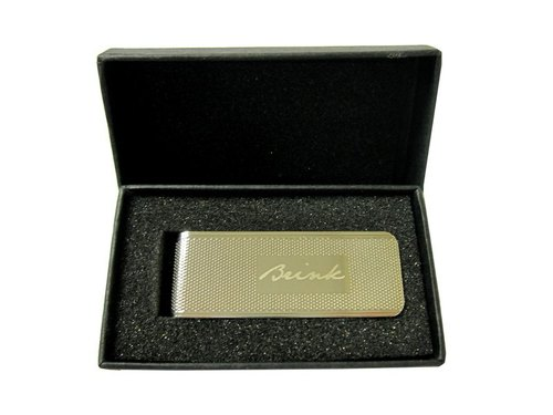 Blink, Money clip steel 鋼銀紙夾