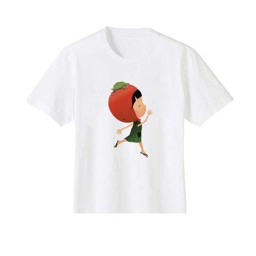 紅龜粿女孩T恤