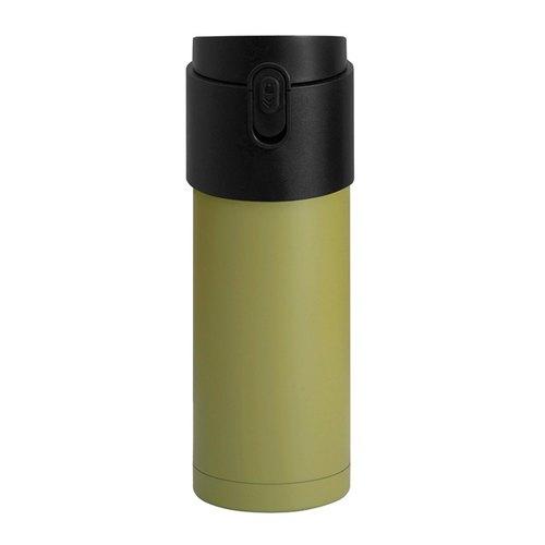 丹麦掀盖保温泡茶杯(绿色/黑盖) - po:纯粹北欧风格:%