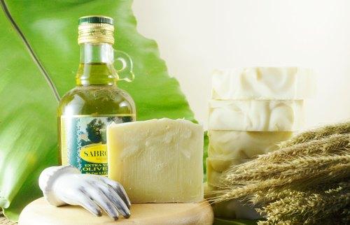 100% 純橄欖油肥皂
