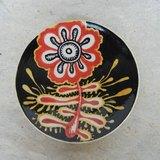 彩繪小盤-花
