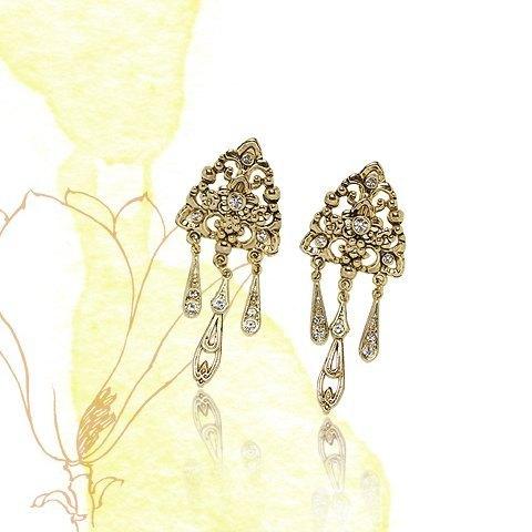 【 ODD Costume Jewelry 】奢華巴洛克古董設計飾品
