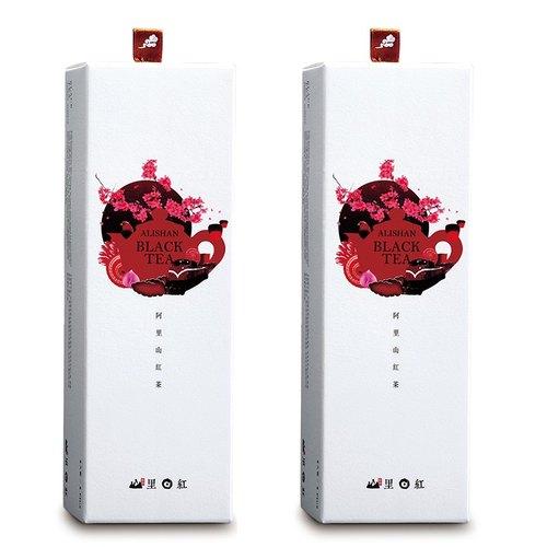 【山里日紅】雲映紅茶-3g袋茶8入裝/盒