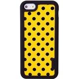 Vacii Haute iPhone5 Fabric Case - Fashion yellow