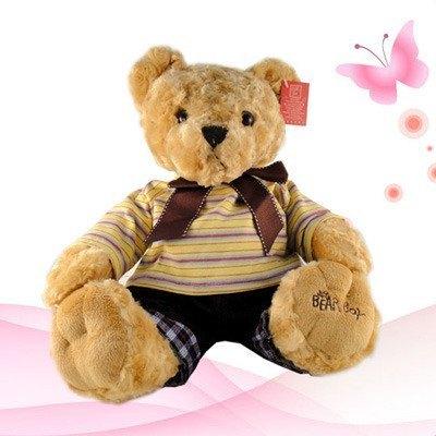 俏皮害羞熊-男生