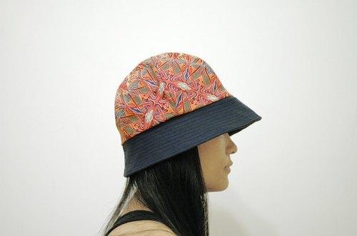 全球配送 手工制作 超商取货 台湾出品 原创设计 布艺术双翻面渔夫帽