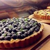 一百種味道_藍莓乳酪塔 六吋