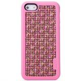Vacii Paris iPhone5布面保護套-粉紅