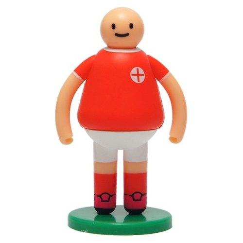 举牌小人公仔-足球系列 英国小人