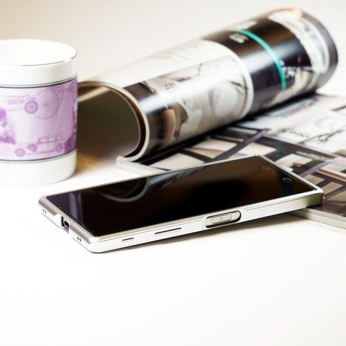Kewers鋁合金保護框 for SONY Xperia Z5 Premium(獨家超值好禮3選1)