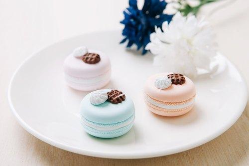 *磁鐵* 法式甜點果醬奶油鬆餅款 | LA FRANCE法_ 手創飾品/婚禮小物/客製化飾品