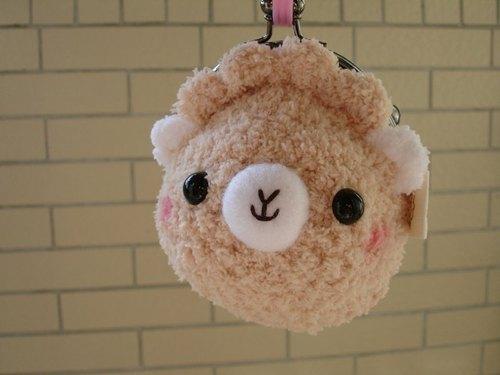 棉花糖动物口金包-羊驼(草泥马) - 小王子的棉花城堡