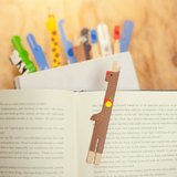 冰棒動物書籤 Ice pop animal bookmarker - 麋鹿 Reindeer