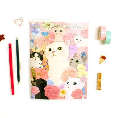 手帐绘画素材 猫