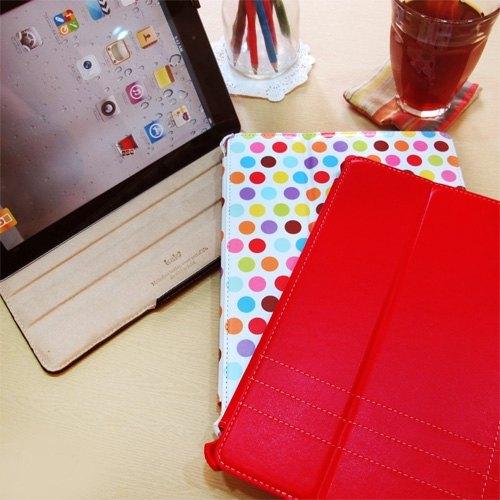 iPad 4 皮革保護套