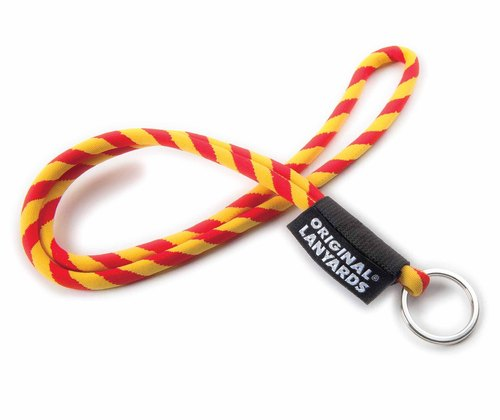LEIS Label - Yellow Red