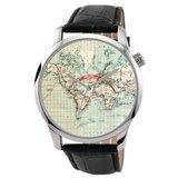 世界地圖手錶2