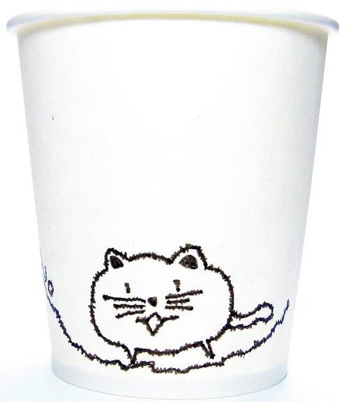 手绘纸杯 可爱版