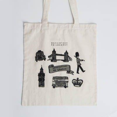 Cotton Shopping Bag 純棉購物袋 / British Soldier