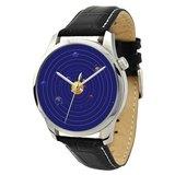 太陽系手錶(藍色)
