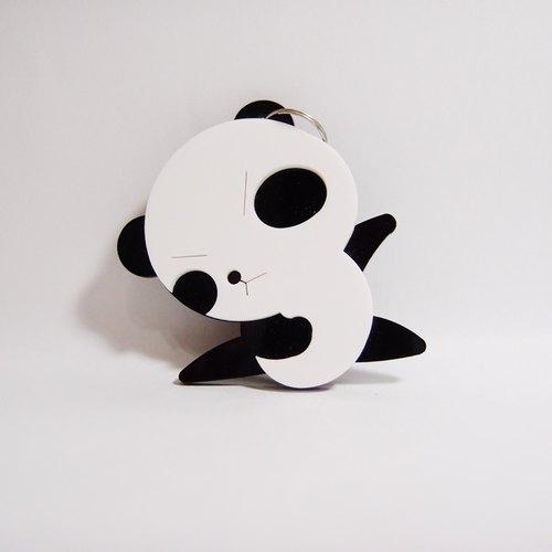 我爱动物园 │功夫熊猫