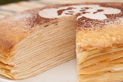 废旧纸盒手工制作蛋糕