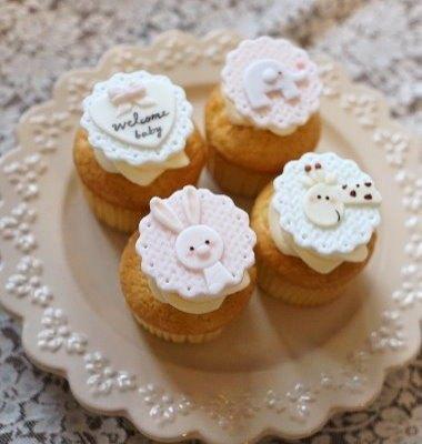 可爱动物小蛋糕礼盒 (限自取) - erova cakes | pinkoi