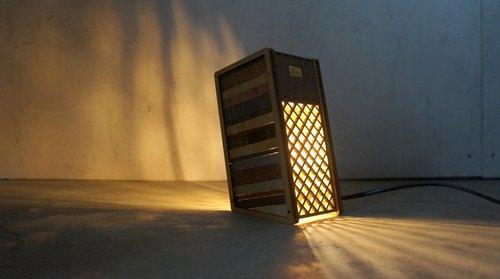 马赛克森林系列-暮光灯