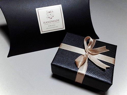 [加購] - 透明盒 / 包裝紙 / 牛皮小紙袋